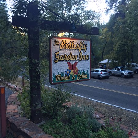Foto de The Butterfly Garden Inn
