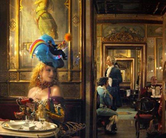 Орийак, Франция: Fantaisie Baroque
