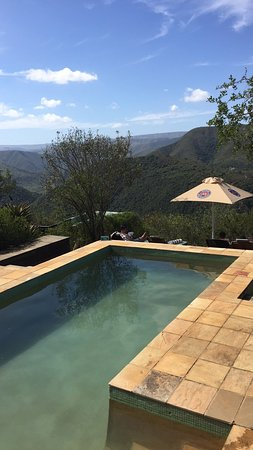 Addo, Sudáfrica: Great pool to relax by