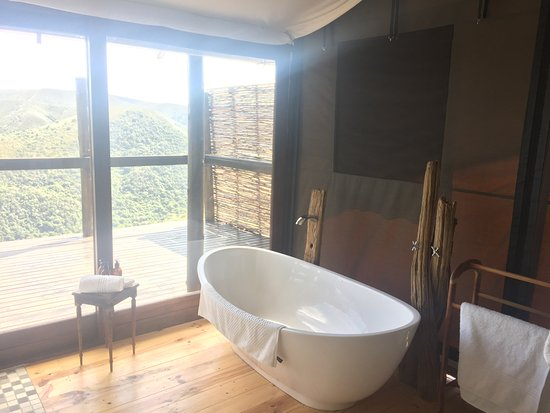 Addo, South Africa: Large soaker tub