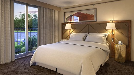 Rancho Cordova, CA: Suite king bed