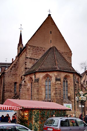 ‪St. Klara Church‬