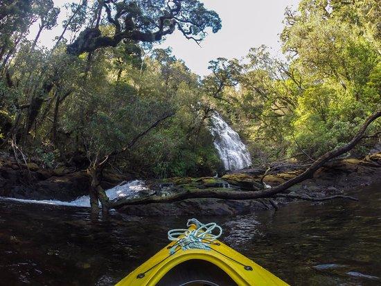 Manapouri, Nova Zelândia: Kayaking