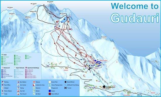 ski resorts Picture of Green Travel Georgia Tbilisi TripAdvisor