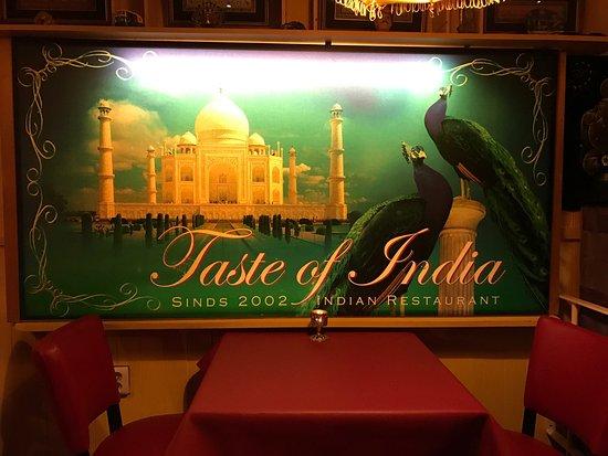 Hasselt, Belgium: Très bon restaurant Indien
