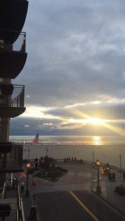 Turnaround at Seaside Foto