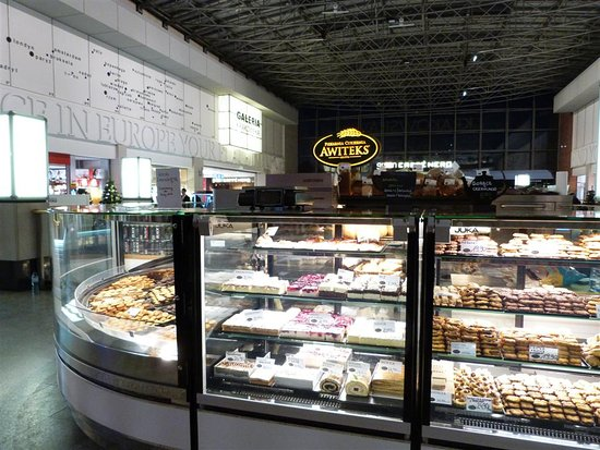 Ibis Budget Krakow Stare Miasto: Awiteks at shopping mall