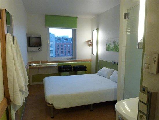 Ibis Budget Krakow Stare Miasto: Room