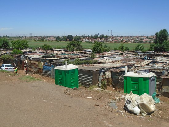 Centurion, South Africa: Soweto Township
