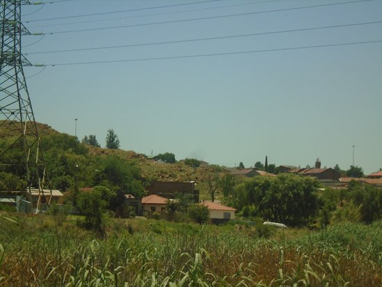 Centurion, South Africa: Home of Winnie Mandela