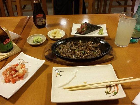 Sushi Koba: boa pedida