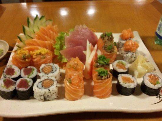 Sushi Koba: criativo, saboroso, bem preparado