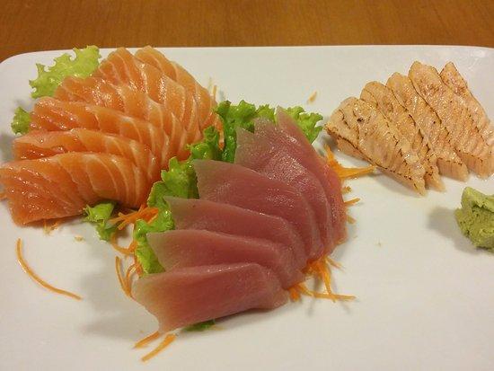 Sushi Koba: muito bom