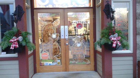 Agassiz, Kanada: Windows creation of local artist