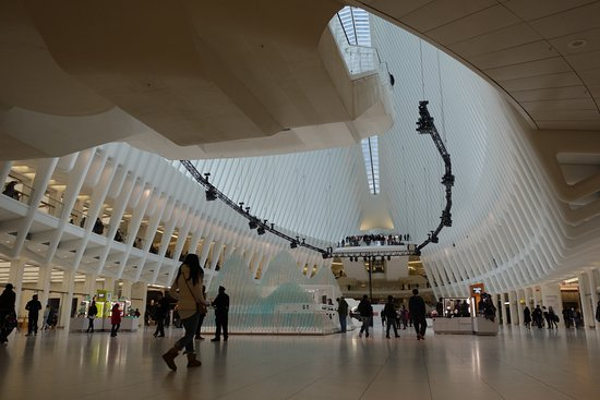 ‪World Trade Center Station (PATH)‬