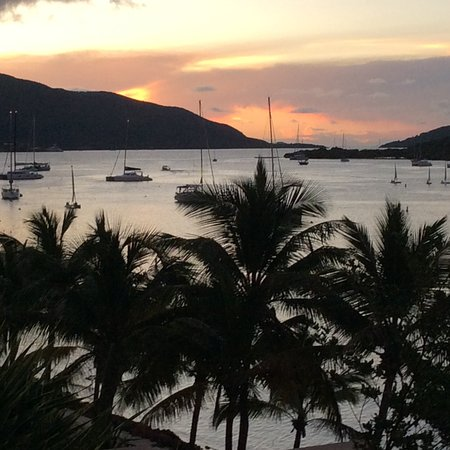 North Sound. Virgin Gorda BVI
