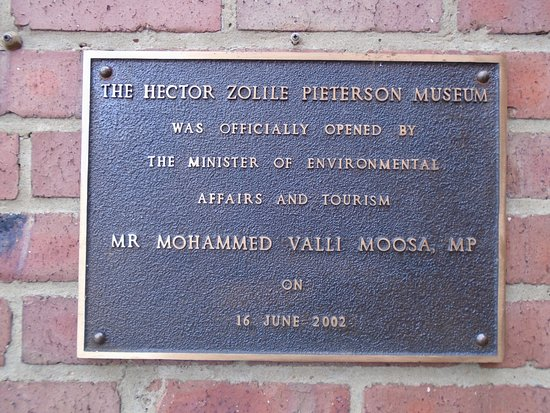 Soweto, South Africa: Hector Pieterson Museum