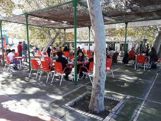 Estepa, Espanha: Restaurante El Arador