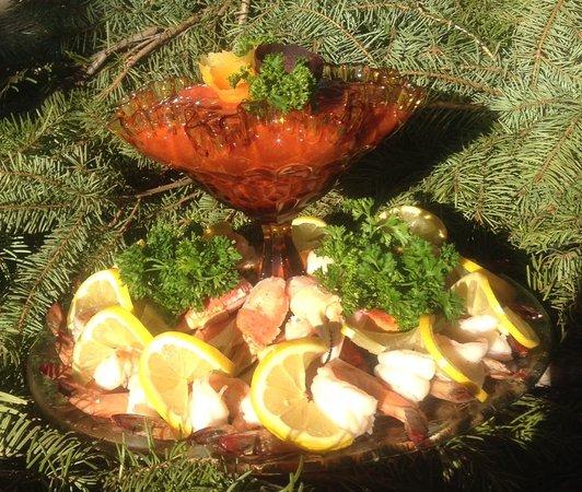 Bigfork, MT: Shrimp