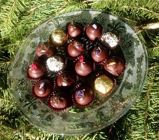 Bigfork, MT: Chocolate truffles
