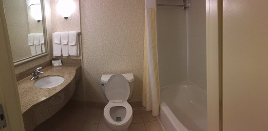 Columbia, MD: View of bathroom