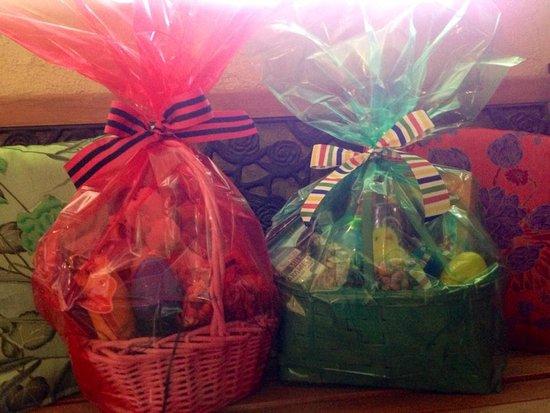 Bigfork, MT: Easter baskets