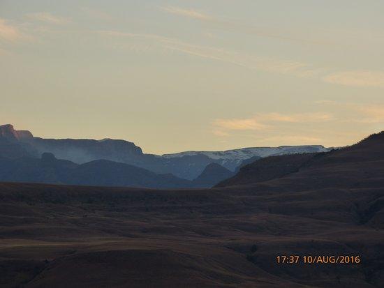 Bilde fra uKhahlamba-Drakensberg Park