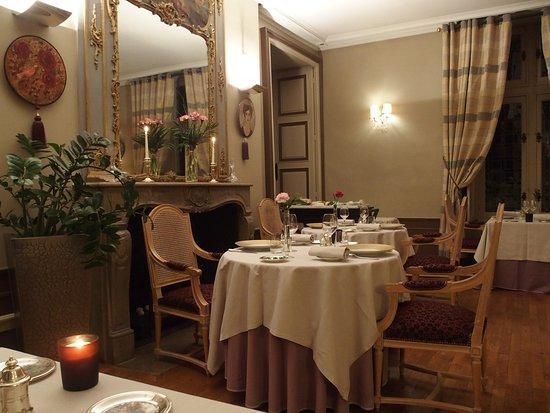 Noizay, Francia: diner-ruimte
