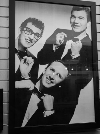 Clovis, NM: Buddy Holly and the Crickets
