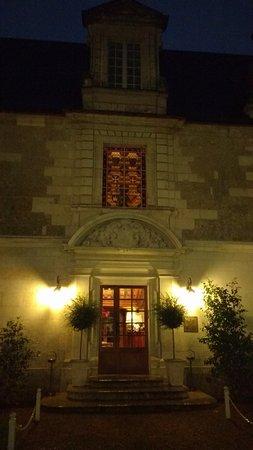 Noizay, France: inkom