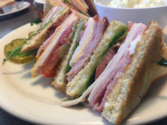 Mel's Diner: Meal