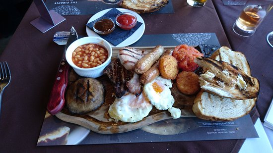 Great menu, let down by service - Review of The Firepit, Rawtenstall,  England - TripAdvisor - Great Menu, Let Down By Service - Review Of The Firepit, Rawtenstall