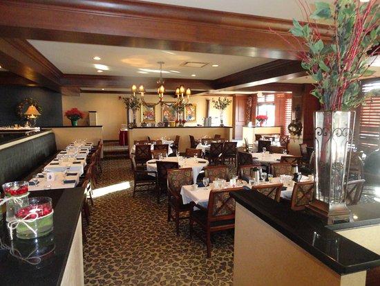 Canandaigua, NY: Hotel Dining Room