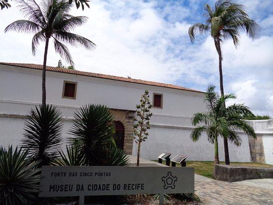 Museu da Cidade do Recife - Forte das Cinco Pontas
