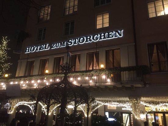 Storchen Zurich: ホテル ツム ストーヒェン