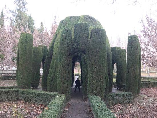 El jard n del pr ncipe de anglona madrid el jard n del for El jardin del principe