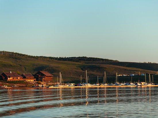 Strawberry Bay Marina and Lodge