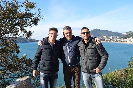 Gemeinde Budva, Montenegro: Budva con la nostra guida Ivan Brnovic