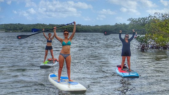 Munyon Island Paddle Board  Eco Tour in North Palm Beach