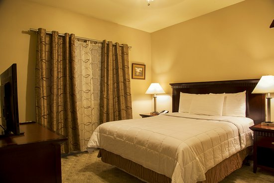 Brawley Inn Hotel & Conference Center: Single bed