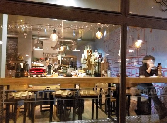 Review Of The Brick Coffee Factory Lodz Poland