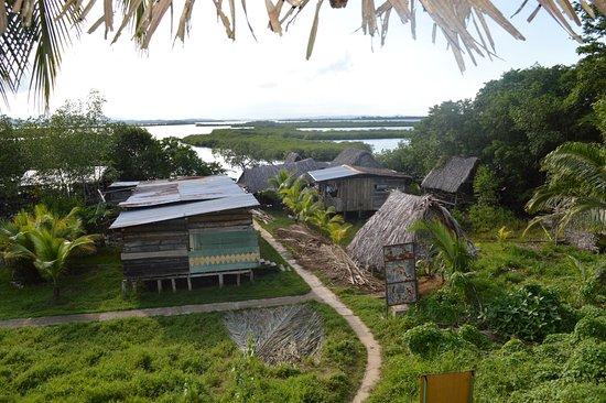 Isla Popa, Panama: Indian Village Tour