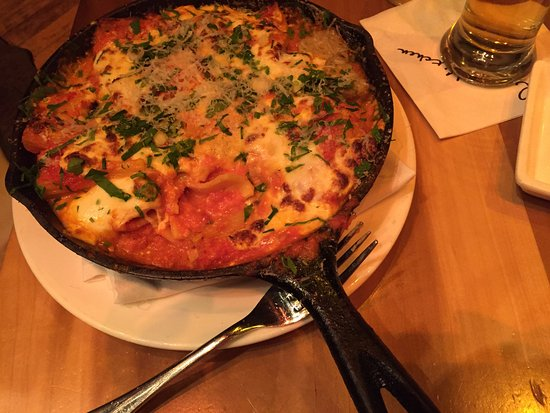 Rigatoni With Veal Meatballs Picture Of Rustic Kitchen Hingham Tripadvisor