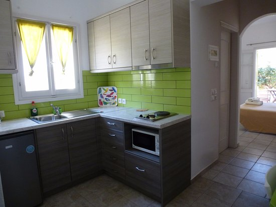 Kamares, Greece: Kitchenette