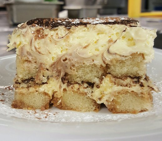 Gray, ME: House Made Tiramisu