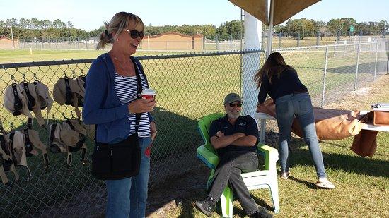Polk City, FL: Meeting Mr Weeks