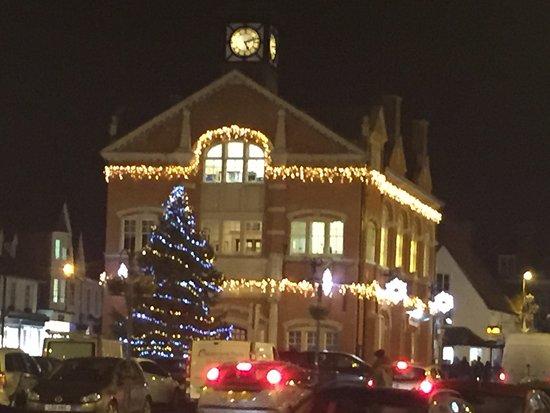 Thame town hall 2016