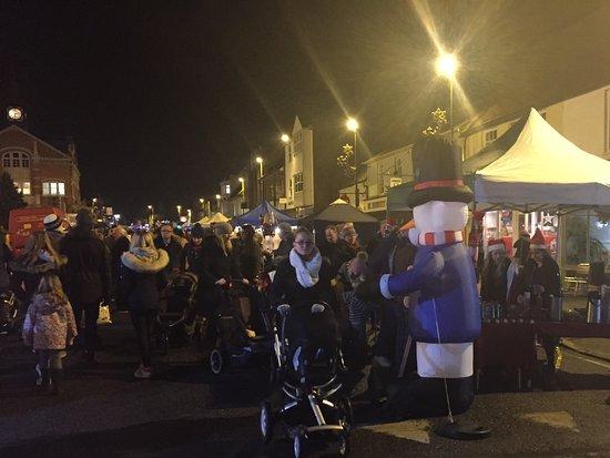 Thame Christmas Fair 2016
