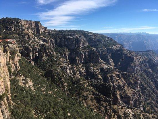 Teleferico Barrancas: vista espectacular