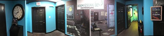 Fairfax, VA: Panoramic photo of our newest addition opening soon!